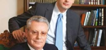 Chiril Lucinschi: Din păcate, comparațiile eterne cu tatăl meu reprezintă o problemă în viața mea