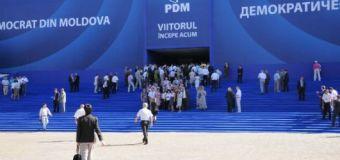 PDM susține că PCRM acționează nedemocratic
