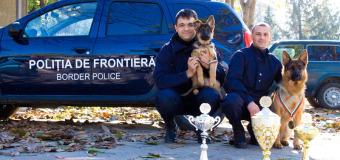Patrupezii Poliției de Frontieră – PREMIAȚI în Bulgaria