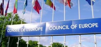 O declarație privind situaţia ţărilor din regiune a fost adoptată la Strasbourg