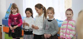 Circa 10 mii de copii sunt asigurați cu acces la educație timpurie