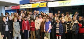 Vacanțe la mare în Turcia pentru 25 de copii. De la Guvern!