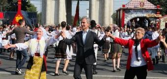 Mii de turiști străini la Ziua Națională a Vinului