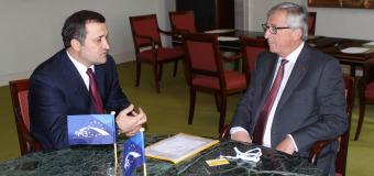 Vlad Filat i-a făcut o propunere Președintelui Comisiei Europene. Oare va accepta?