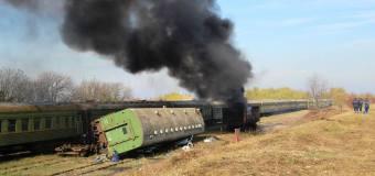 Simulare periculoasă: Accident feroviar soldat cu 50 de victime