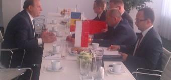 Vasile Bumacov, în Polonia: Mulțumim pentru sprijinul acordat dezvoltării sectorului agricol moldovenesc