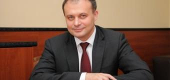 Vicepremierul Andrian Candu  pleacă în Statele Unite ale Americii