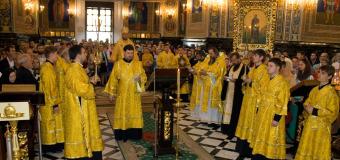În Moldova va fi adusă icoana Sfîntului Cuvios Serghie de la Radonej