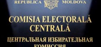 Iată când se va expune CEC referitor la alegerile locale pentru funcția de primar în mun. Chișinău și Bălți!