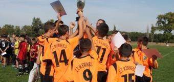 """Cupa Guvernului 2014 a fost câştigată de Liceul Teoretic """"Mihai Eminescu"""" din or.Drochia"""