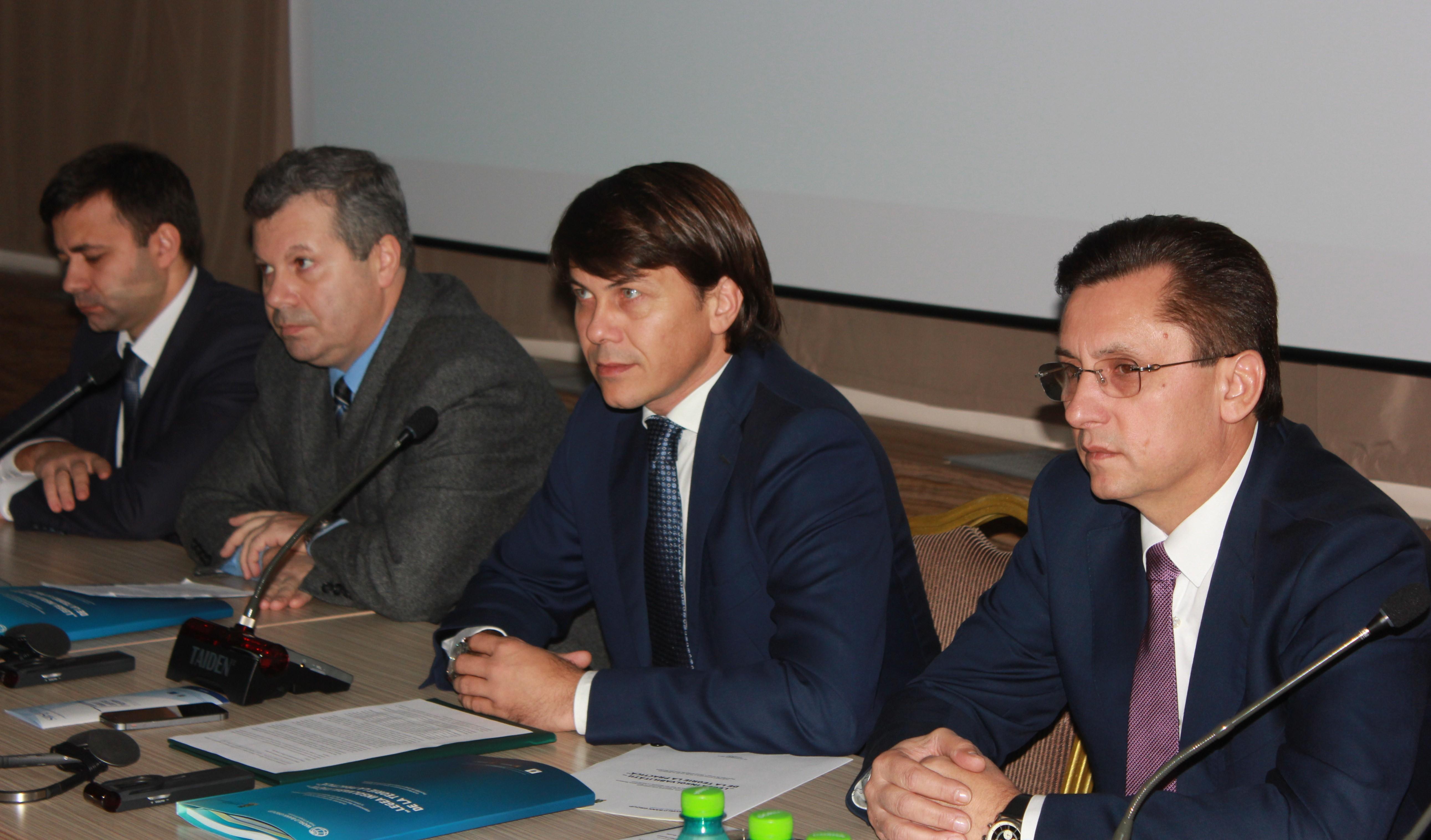 Oleg Efrim: O justiție echitabilă în toate cazurile este asigurată de profesioniști
