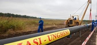 Republica Moldova a început importul gazelor naturale din România prin intermediul gazoductului Iași – Ungheni