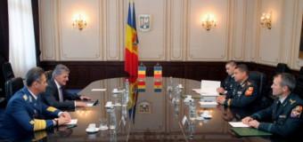 Șeful Marelui Stat Major efectuează o vizită de lucru în România