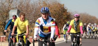 Ciclistul Iurie Leancă! Va repeta experiența