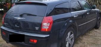 Dosar penal: A împrumutat o mașină furată din Italia pentru a veni în R.Moldova