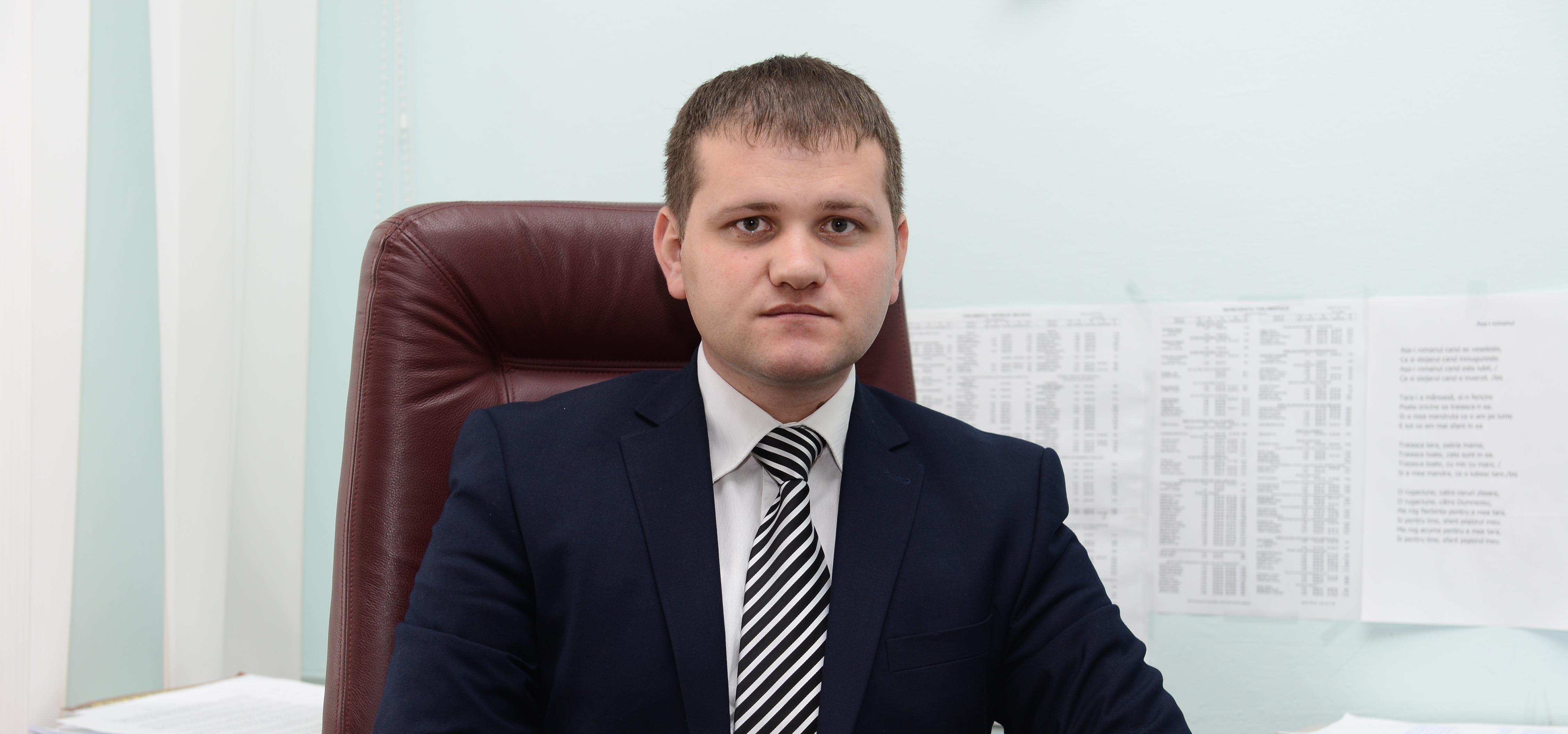 Valeriu Munteanu – candidatul PL pentru șefia Capitalei