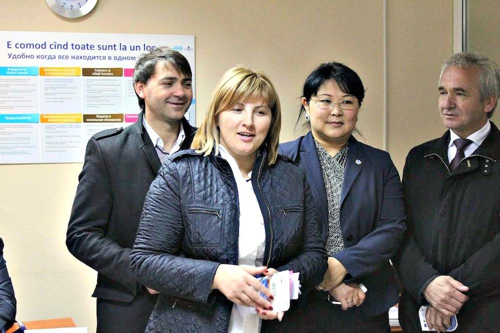 Liliana Palihovici: Întotdeauna am știut că în Republica Moldova avem oameni gospodari