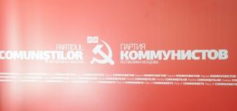 Partidul Comuniștilor a transmis un mesaj de felicitare cu ocazia Zilei Internaționale a Solidarității oamenilor muncii