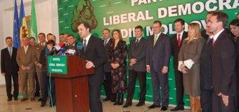 PLDM a aprobat lista candidaţilor la funcţia de deputat