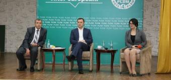 Apelul liderului PLDM către tinerii din R. Moldova