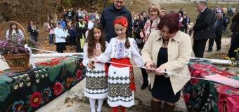 Încă un sat din Moldova a fost conectat la sursa de apă potabilă de calitate