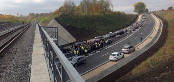 Peste 100 de cicliști vor parcurge 74 km pe traseul Sărăteni-Soroca recent inaugurat