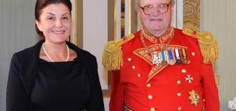 Primul Ambasador moldovean – acreditat pe lângă Ordinul Suveran Militar de Malta