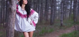 De doi bani! Videoclipul Irinei Tarasiuc filmat în sat