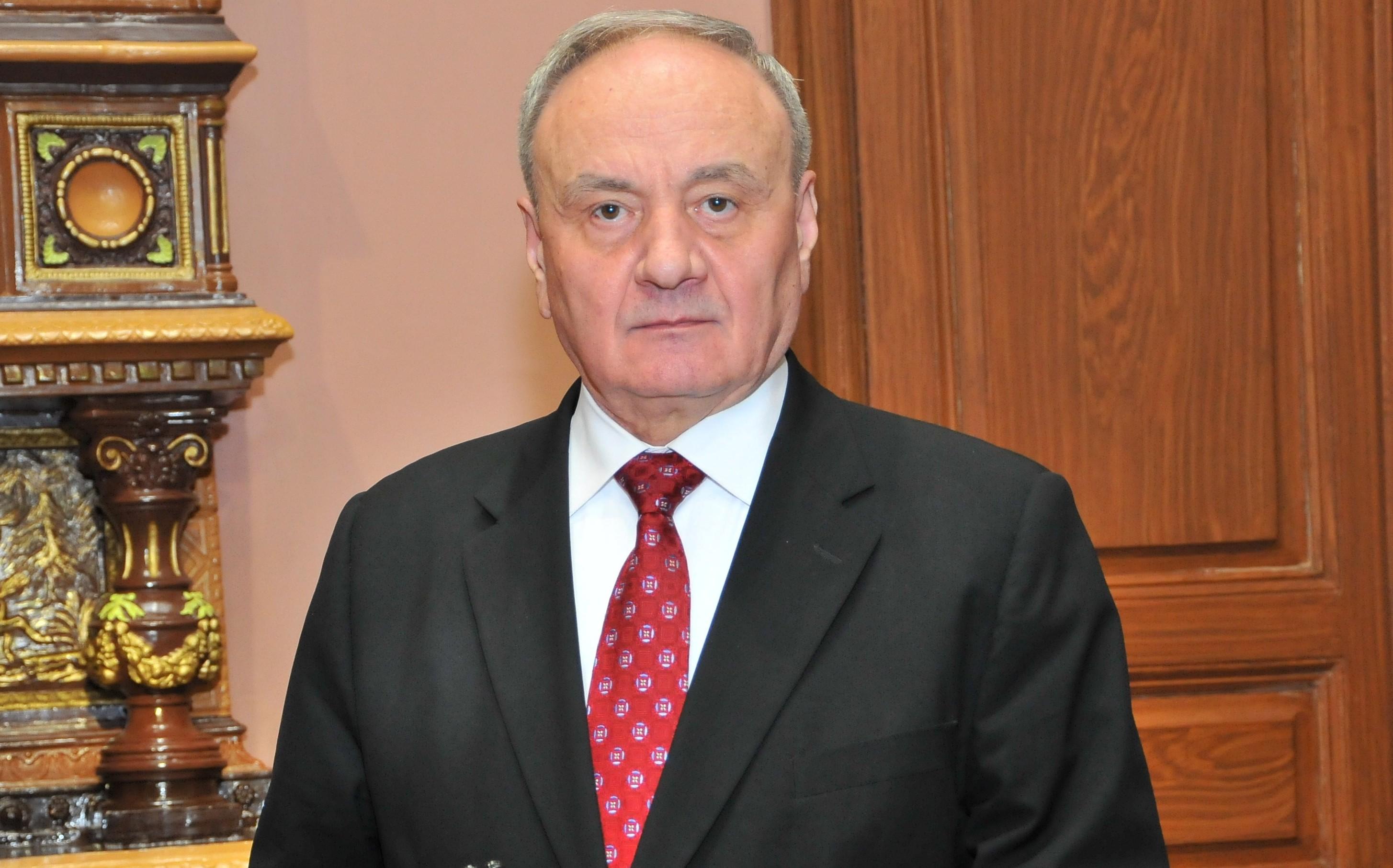 Președintele Nicolae Timofti dă petrecere. Află cu ce ocazie!