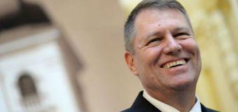 Primul banc despre victoria lui Klaus Iohannis