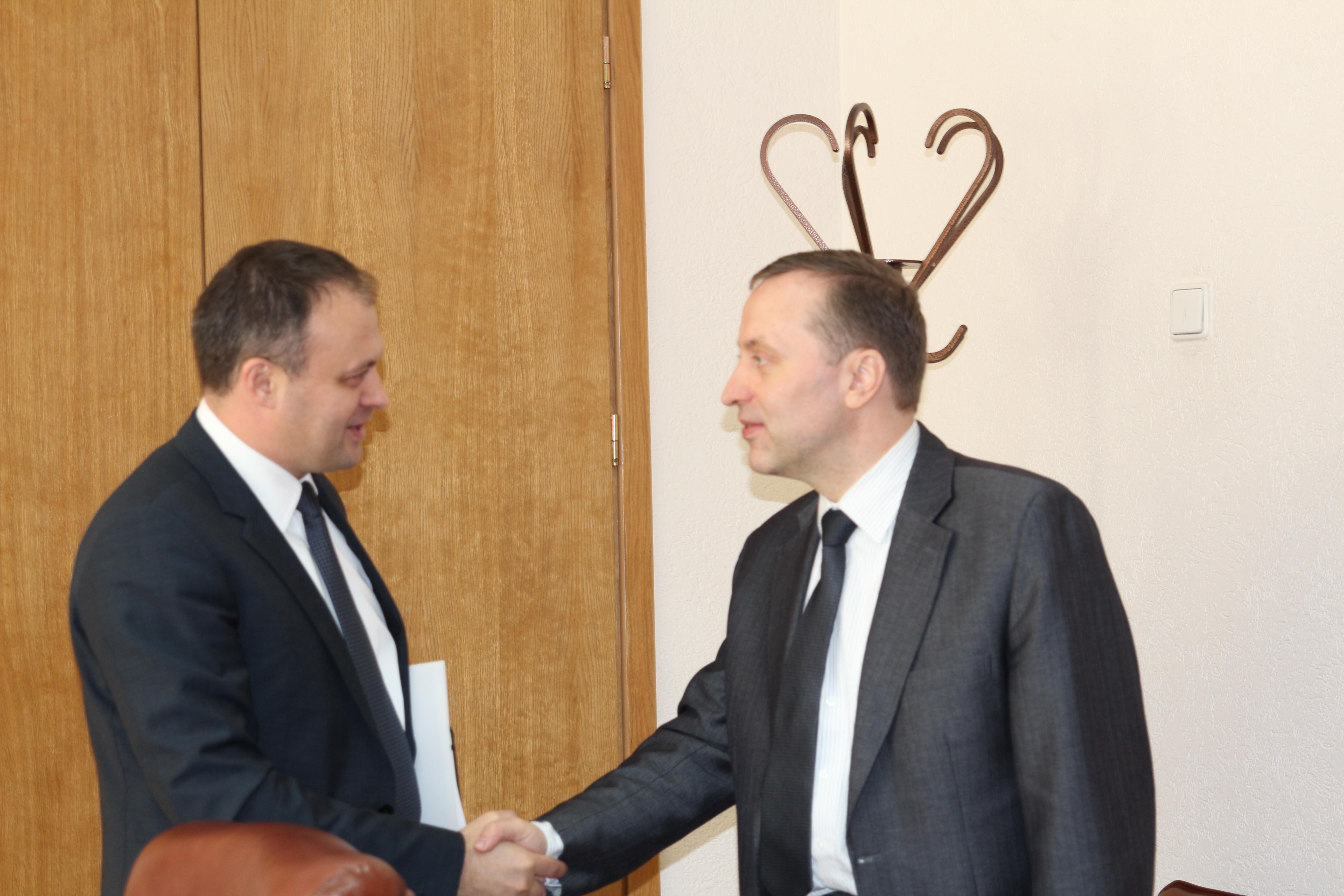 Investitorii lituanieni manifestă interes sporit pentru R.Moldova
