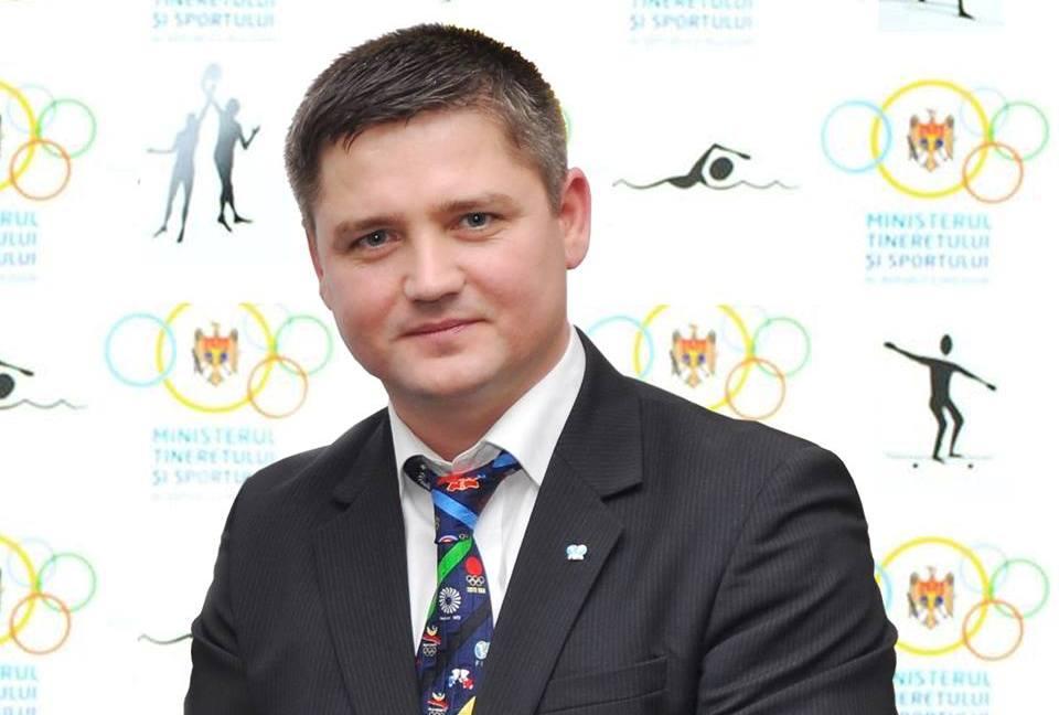 Octavian Bodișteanu va fi coleg de partid cu Vitalie Marinuța