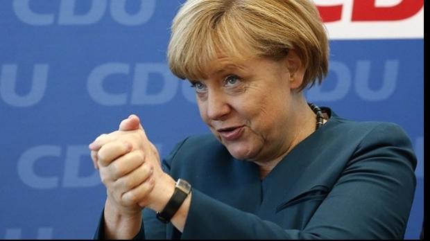 Angela Merkel l-a încurajat pe Chiril Gaburici. Află ce i-a spus!