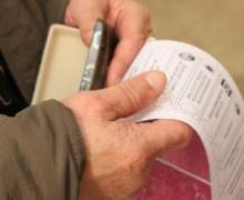 Prezidențiale: În trei localități din țară, secțiile de votare vor fi amplasate în corturi