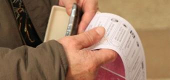 Tirajul buletinelor de vot majorat cu peste o mie de bucăți