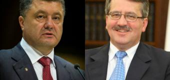Iată ce vor face Komorowski și Poroșenko în R.Moldova!