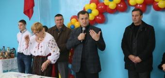 Vlad Filat, despre școală: Aici se pun bazele viitorului nostru