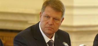 Klaus Iohannis nu mai vine joi la Chișinău
