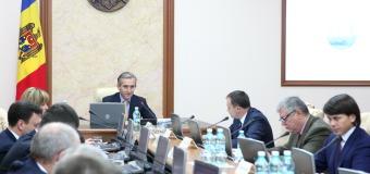 Acordul de finanțare semnat de Leancă și Hahn a fost aprobat de Guvern