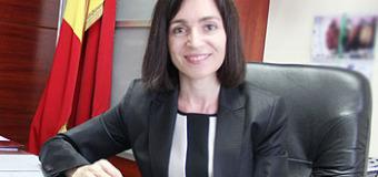 Maia Sandu va vota pentru Guvernul condus de Gaburici