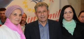 """Mihai Ghimpu şi """"mama"""" limbii noastre"""