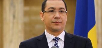 Victor Ponta vine la Chișinău de Ziua Indepedenței