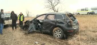 Poliția dă detalii despre accidentul în care e implicată paza lui Filat