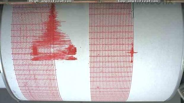 Un nou cutremur s-a produs, joi dimineaţa, în Vrancea