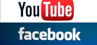 Cele mai populare subiecte pe Facebook şi YouTube în 2014