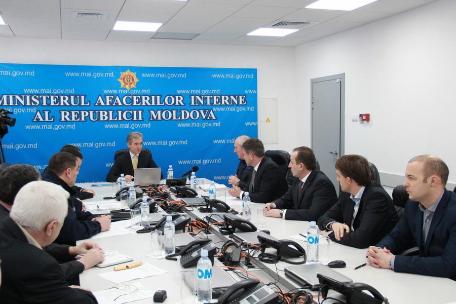 Moldova sub zăpadă! Leancă cere mobilizarea tuturor autorităților responsabile pentru a face față situației