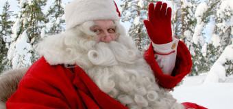 ÎNTREBAREA ZILEI – MIERCURI / De ce Moş Crăciun e îmbrăcat în roşu?