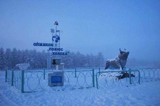 Cel mai friguros loc de pe Pământ: satul din Rusia unde morții nu pot fi îngropați (FOTO/VIDEO)