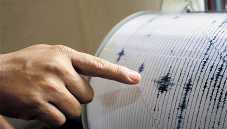 Cutremur de 4,2 grade în Marea Neagră