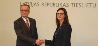 Letonia susține Moldova în procesul de reformare a justiției